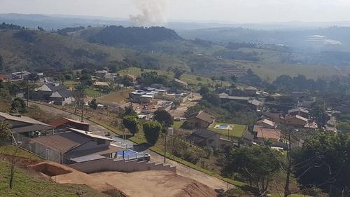 Terreno  Em Atibaia Cond. Village D'atibaia Prox A Bragança