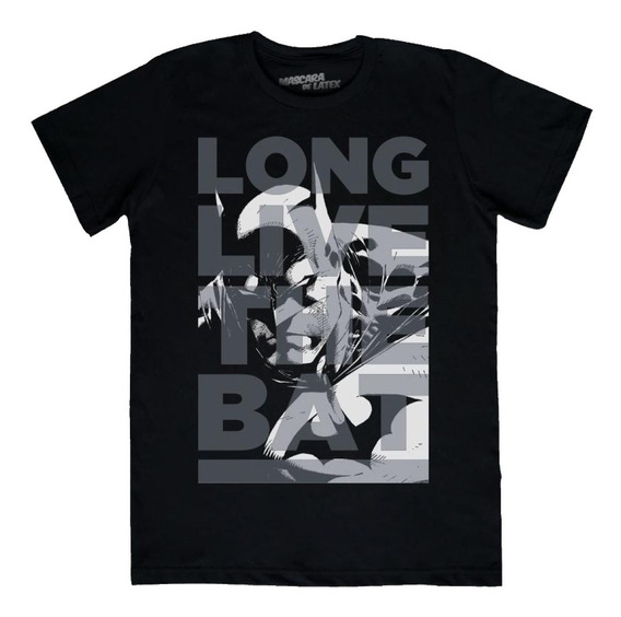 Long Live The Bat Dc Comics Batman Máscara De Látex