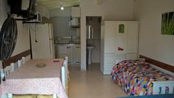 Villa Gesell Monoambiente Zona Sur Excelente 4 Personas!!!