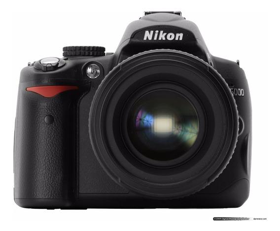 Câmera Nikon D5000