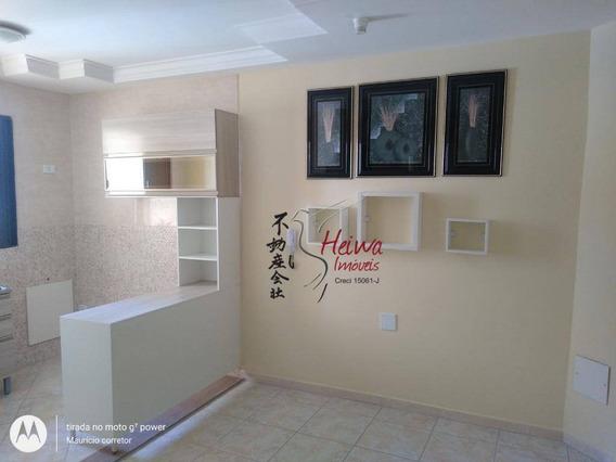 Flat Com 2 Dormitórios Para Alugar, 26 M² Por R$ 1.300,00/mês - Jardim Cidade Pirituba - São Paulo/sp - Fl0001