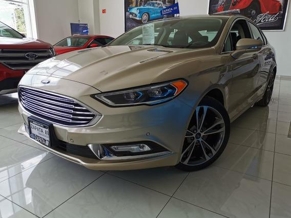 Ford Fusión Titanium 2016 0792h