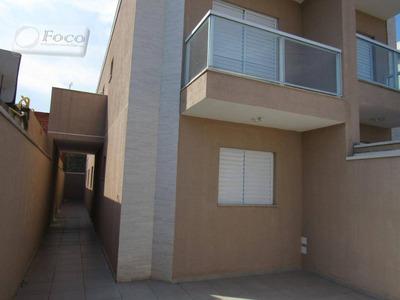 Casa Sobreposta Com 2 Dormitórios À Venda, 80 M² Por R$ 270.000 - Jardim Adriana - Guarulhos/sp - Ca0732