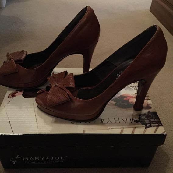 Zapatos Mary&loe