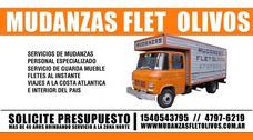 Fletes Mudanzas Cargas Peligrosas Zona Norte Costa Atlántica