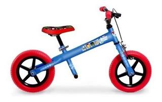 Balance Bike Bici De Equilibrio Rodado 12 Con Freno L212 Mm