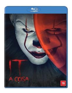 Blu-ray It A Coisa (2017) Stephen King Original Lacrado