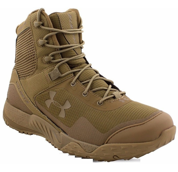 Under Armour Mujer Botas Tacticas Valsetz Rts Color Coyote