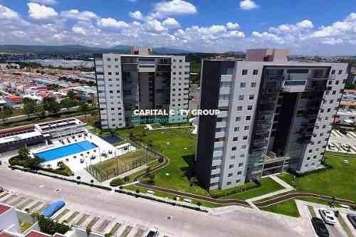 Departamento En Habitarea Towers Juriquilla