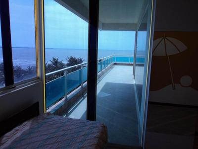 Venta Bello Apartamento Vista Al Mar Amoblado Tucacas Rbt