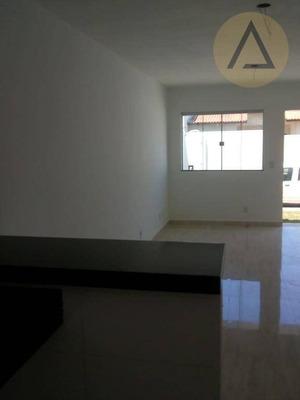 Casa Residencial À Venda, Jardim Franco, Macaé. - Ca0571