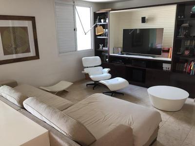 Apartamento Em Campo Belo, São Paulo/sp De 125m² 3 Quartos À Venda Por R$ 1.450.000,00 - Ap249359