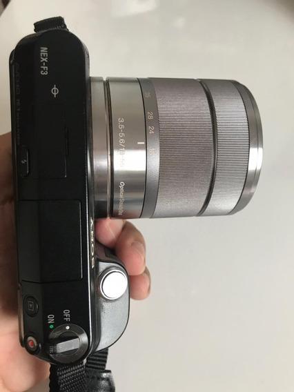 Camera Sony Nex -f3