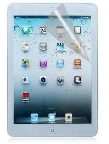 Mica Plástica Transparente Para Pantalla De iPad Pro 12.9