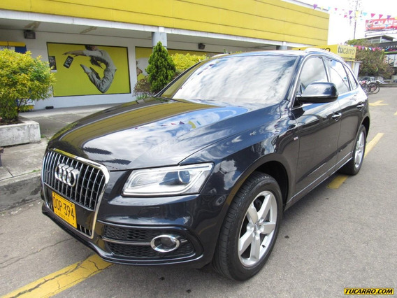 Audi Q5 Sline Quattro 3.0 Turbo At 4x4