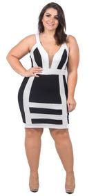 c3cfe48952 Vestido Plus Size - Vestidos Femininas no Mercado Livre Brasil