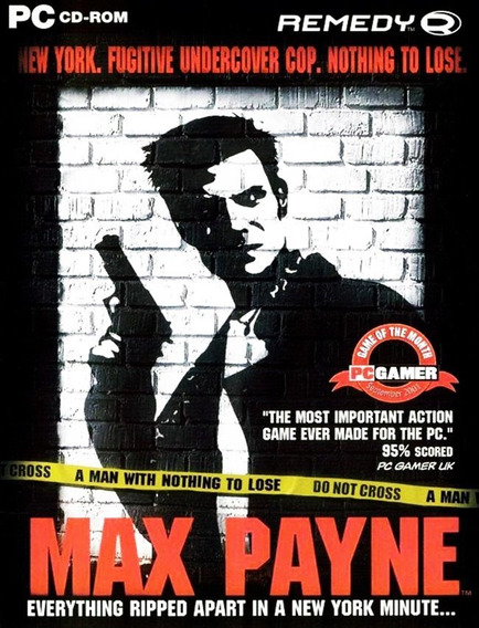 Max Payne 2 Pc - Steam Key (envio Rápido)