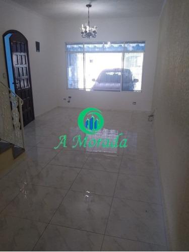Imagem 1 de 21 de Lindo Sobrado Pronto Para Morar Em Excelente Localização! - Ca00768 - 69384716
