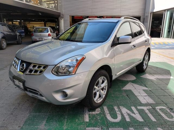 Nissan Rogue 5p Advance L4/2.5 Aut Credito Con O Sin Comp