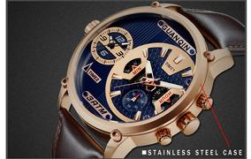 Relógio Pulso - Guanqin - 50mm - Multifuncional