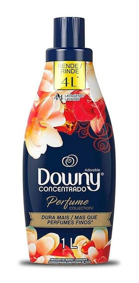 Amaciante Concent. Perfume Collections Downy Adorable - 1l