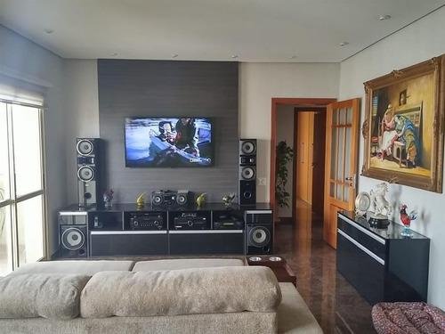 Imagem 1 de 12 de Apartamento Com 4 Dormitórios À Venda, 160 M² Por R$ 1.200.000 - Tatuapé - São Paulo/sp - Ap4730