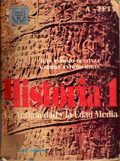 Historia 1 - La Antigüedad Y La Edad Media / A-zeta