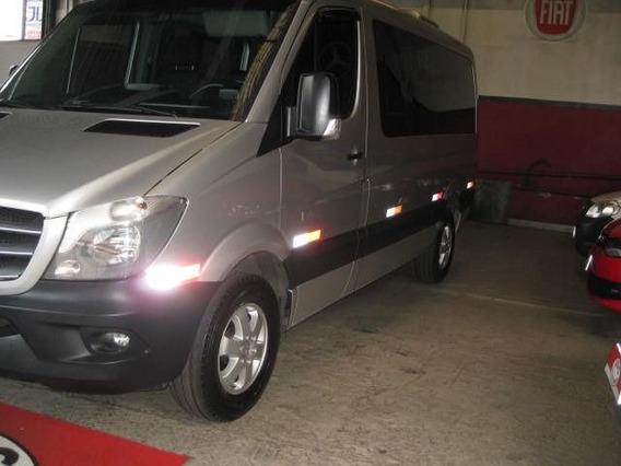 Mercedes-benz Sprinter 415 Van Teto Baixo 2.2 Cdi, Fec2651