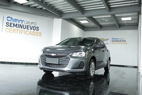Imagen 1 de 13 de Chevrolet Onix 2021 1.0 Ls Mt