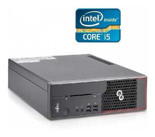 Imagen 1 de 2 de Pc Fujitsu Core I5 3.5ghz, 4gb, 250gb (recertificado)