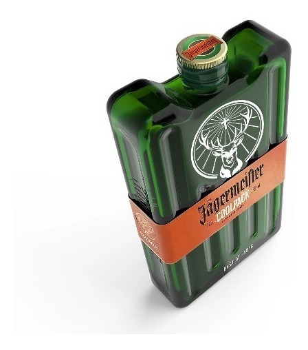 Jägermeister Cool Pack - 350 Ml - Botella Plástica!