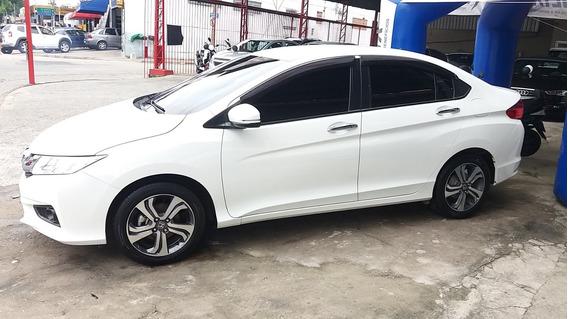 Honda City Dx 2015 Baixo Km