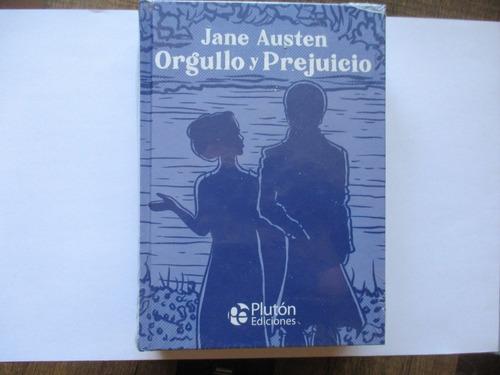 Orgullo Y Prejuicio / Jane Austen / Nuevo Y Sellado