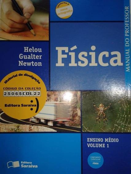 Livro Física Vol. 1 Ensino Médio. Manual Do Professor