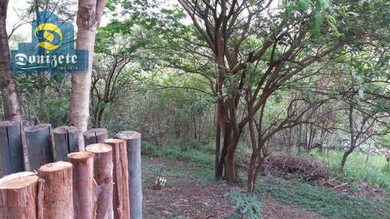 Terreno À Venda, 135 M² Por R$ 274.000,00 - Parque São Vicente - Mauá/sp - Te0737