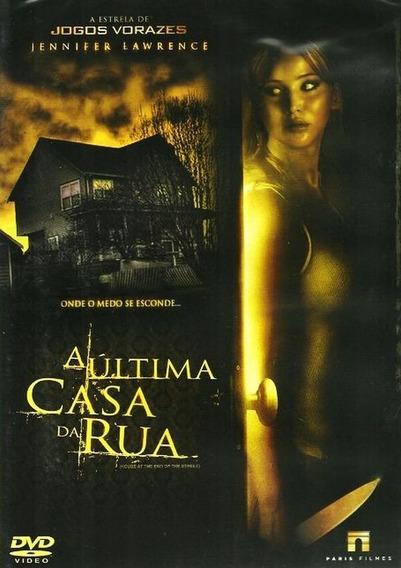 Dvd - A Última Casa Da Rua - Jennifer Lawrence - Lacrado