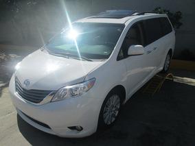 Toyota Sienna 3.5 Xle Piel Mt 2013