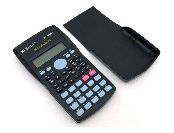 Calculadora Cientifica 240 Funções + Capa 82ms