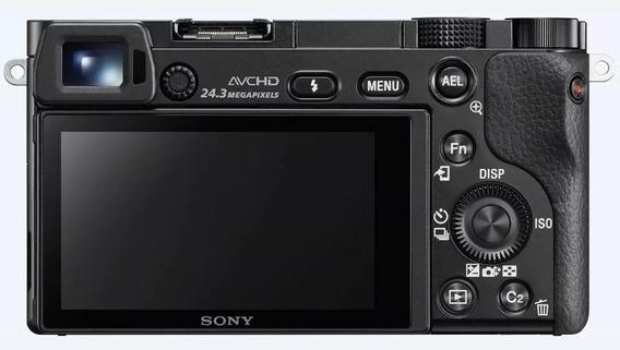 Sony A6000 Nova Na Caixa