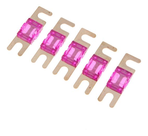 5 Peças Mini Fusível De Lâmina Automática Para Caminhão