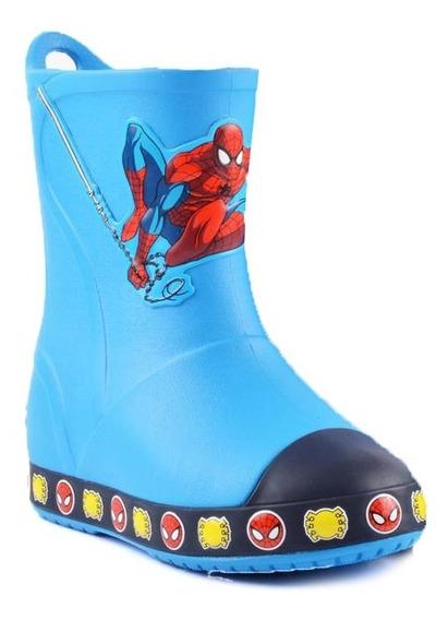 Bota Crocs Crocs Bump It Spiderman Boot