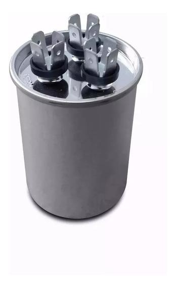 Capacitor Partida Duplo Ar Condicionado Split 45+3mf 440v