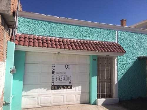 Casa En Venta Col Universal Durango