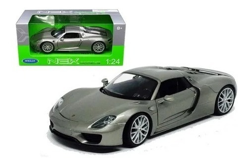 Welly 1:24 Porsche 918 Spyder