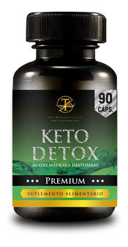 Imagen 1 de 1 de Keto Detox  Desintoxicante Metales Pesados, Ret. De Líquidos