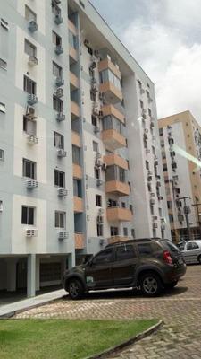 Apartamento Para Locação Em São Luís, Recanto Do Vinhais, 2 Dormitórios, 1 Banheiro, 1 Vaga - 1034/18