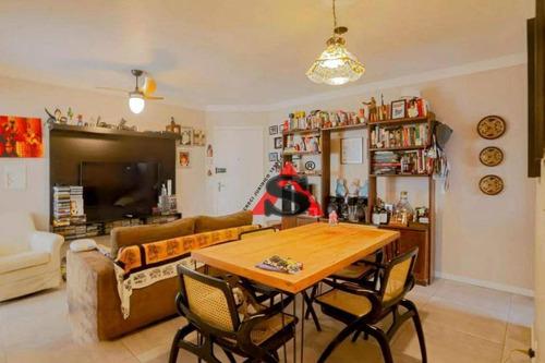 Imagem 1 de 19 de Apartamento Com 3 Dormitórios À Venda, 64 M² Por R$ 450.000,00 - Água Funda - São Paulo/sp - Ap42485