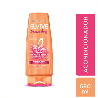 Acondicionador Cabello Largo Dream Long Elvive L