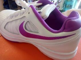 Bellas Nike Lilas Dama Tennis Zapatillas