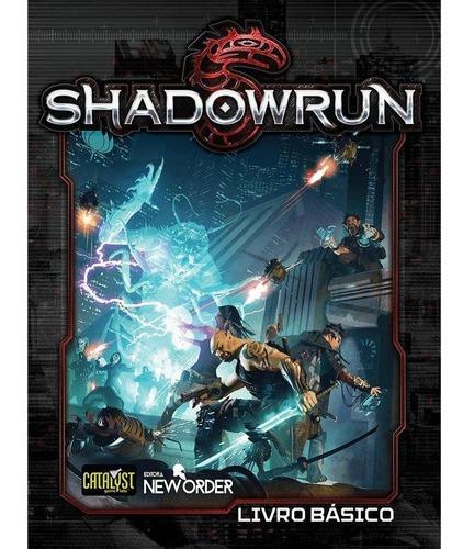 Livro Rpg Shadowrun Básico 5° Edição